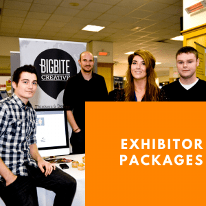 Discover what Exhibitor Packages are available at the Chester Business Show