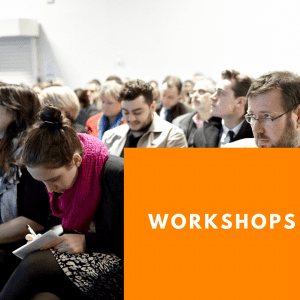 Workshops at Chester Business Show by Hashtag Events